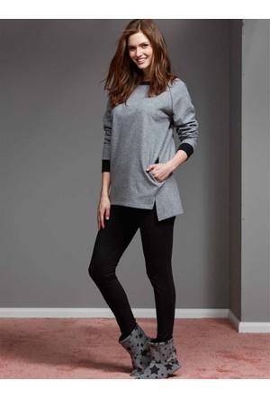 Catherine'S 1152 Kışlık Bayan Pijama Takımı