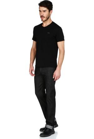 Armani Jeans Erkek T-Shirt Siyah 06802 RM