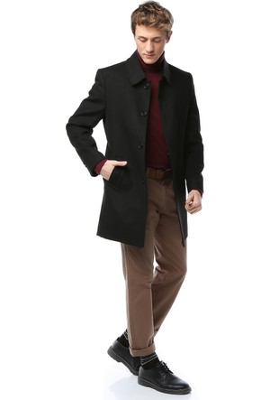 Dewberry Plt8330 Erkek Palto