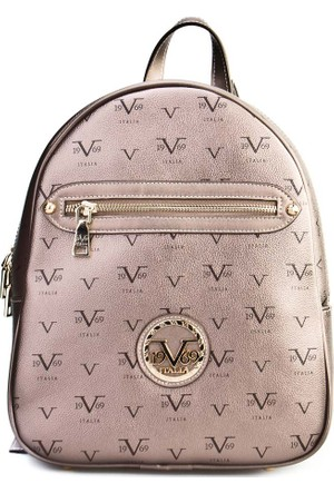 Versace1969 Aksesuar Kadın Çanta Krem Rengi