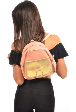 Akbaba Kadın Zincir Detaylı Çanta