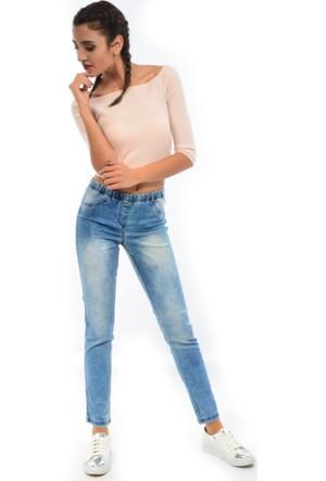 Kimlik Kadın Kot Pantolon