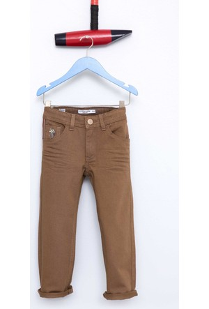 U.S. Polo Assn. Erkek Çocuk Carloskids7S Pantolon