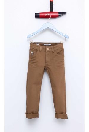 U.S. Polo Assn. Erkek Çocuk Mikekids7S Pantolon