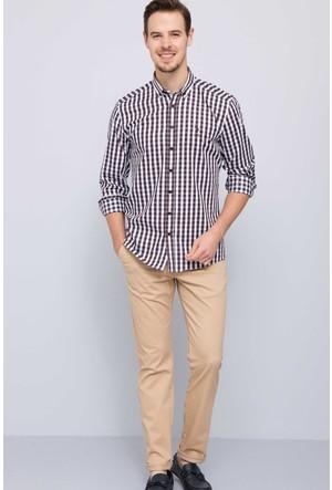 U.S. Polo Assn. Erkek Luis7Y-Ing Pantolon Bej