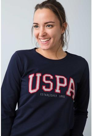 U.S. Polo Assn. Kadın 15914 Pijama Lacivert