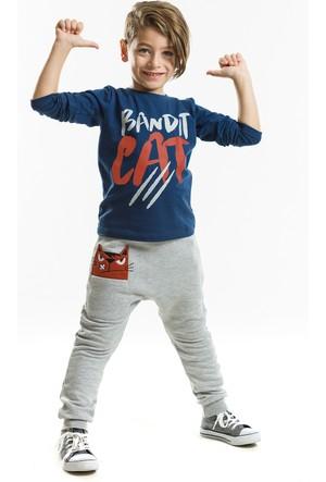 Mushi Bandit Cat Baggy Takım
