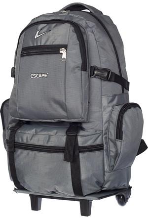 Escape Kumaş Tekerlekli Sırt Çantası - ESC123514