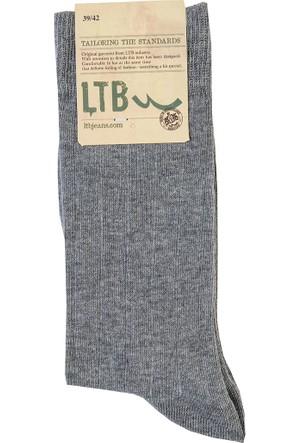 LTB Erkek Micazo Çorap Gri