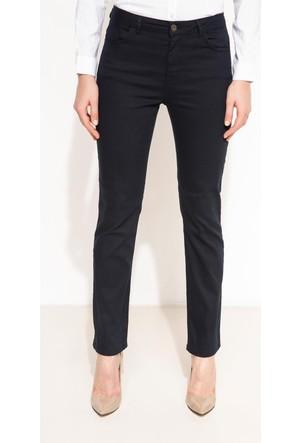 DeFacto Kadın Trend Pantolon Lacivert