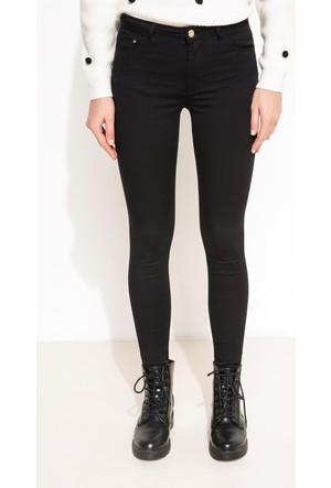 DeFacto Kadın Pantolon Siyah