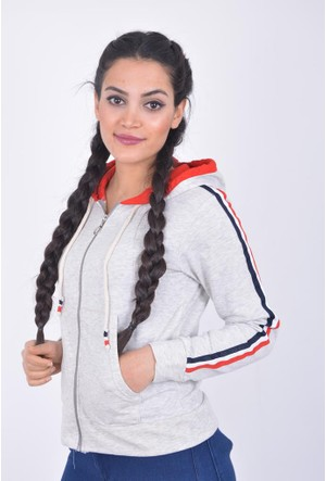Firesh Kadın Sweatshirt - 17-2B577004