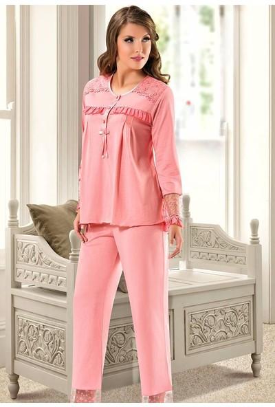 X-Ses Bayan Pijama Takım 2130