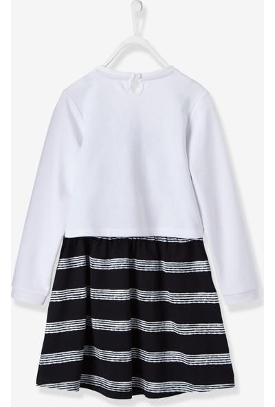 Vertbaudet Kız Çocuk 2'li Elbise