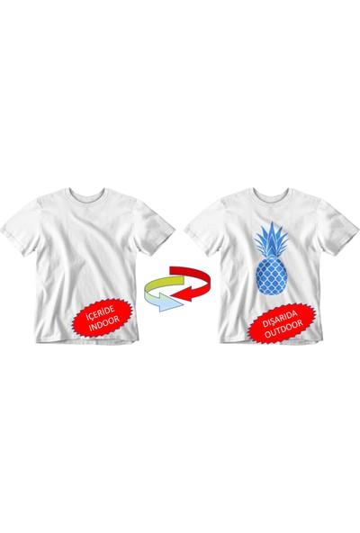 Conbello Nano Renk Değiştiren T Shirt