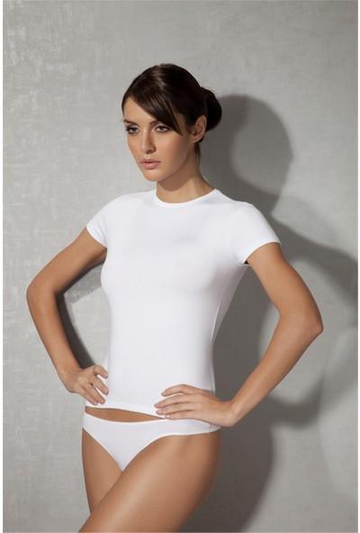 Doreanse Zümrüt Kadın T-Shirt 9167