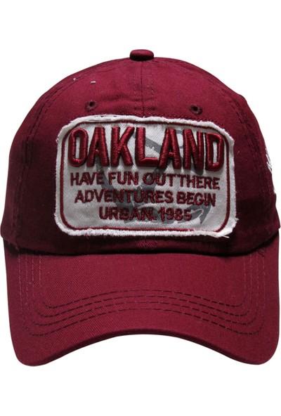 Laslusa Oakland Beyzbol Cap Şapka