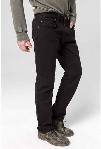 LTB Erkek Berg X Black Wash Jean Pantolon Siyah