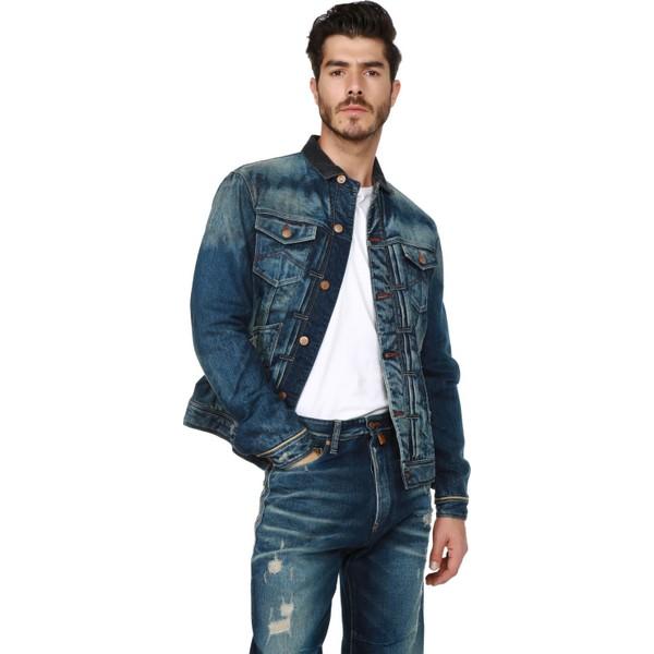 Armani Jeans Erkek Kot Mont 50 Mavi Fiyatları özellikleri Ve