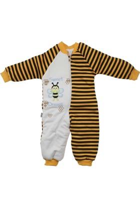 Modakids Erkek Bebek Arılı Uyku Tulumu 035-207463-001