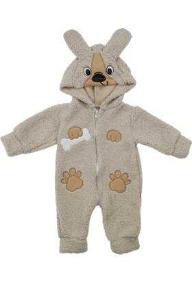 Modakids Erkek Bebek Köpekli Kuzu Tulum 035-226357-033
