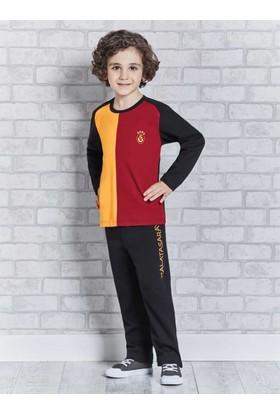 Modakids Galatasaray Lisanslı Erkek Çocuk Pijama Takım 044-9215-002