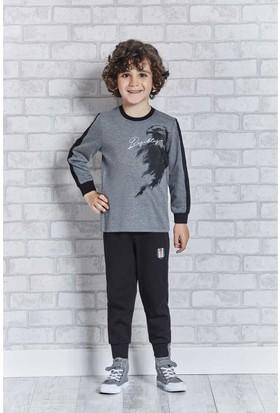 Modakids Beşiktaş Lisanslı Erkek Çocuk Pijama Takım 044-9303-038