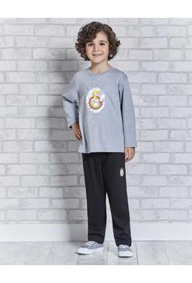 Modakids Galatasaray Lisanslı Erkek Çocuk Pijama Takım 044-9317-011