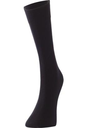 TheDON Pamuk Düz Siyah Erkek Çorap 3'lü Paket