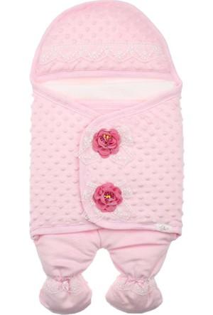 Modakids Kız Bebek Kundak Battaniye 051-51709-021