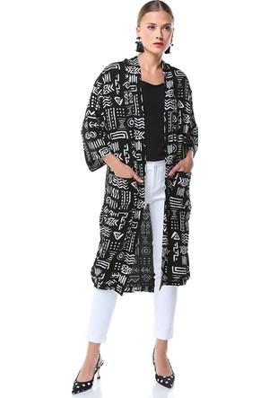 Nil Kaftan Kimono