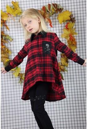 Rg Kids Kurukafa Kız Çocuk Oduncu Gömlek