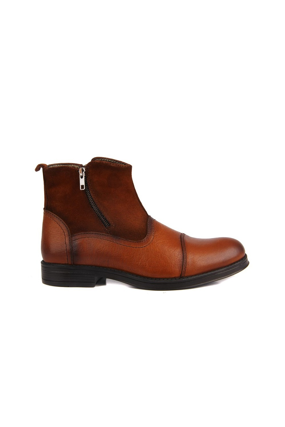 Sail Lakers Leather Men's Boots