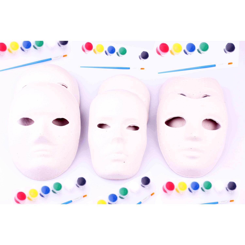 6 Li Yuz Maske Boyama Paketi Fiyati Taksit Secenekleri