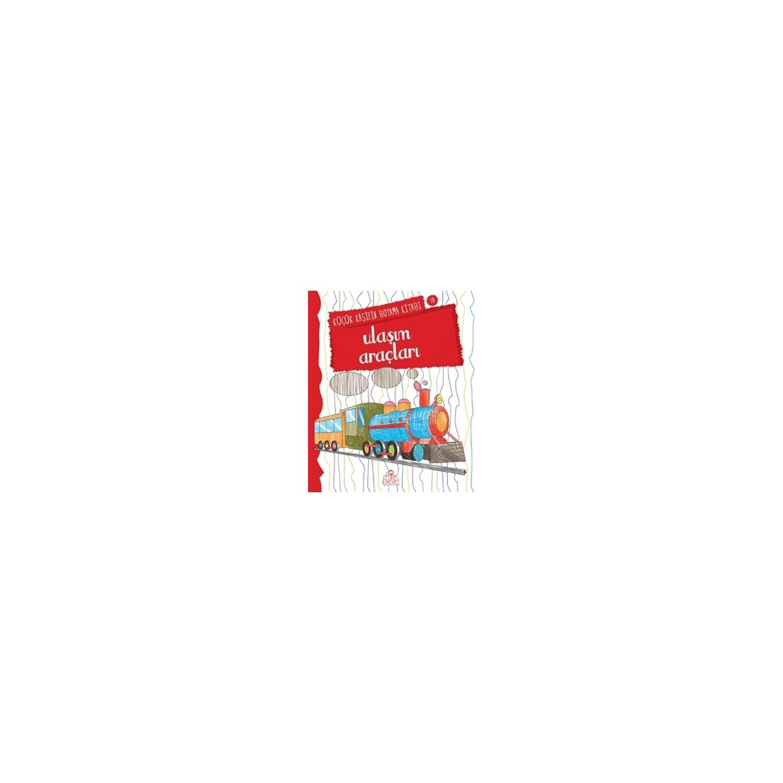 Ulaşım Araçları Küçük Kaşifin Boyama Kitabı Serisi 10 Fiyatı
