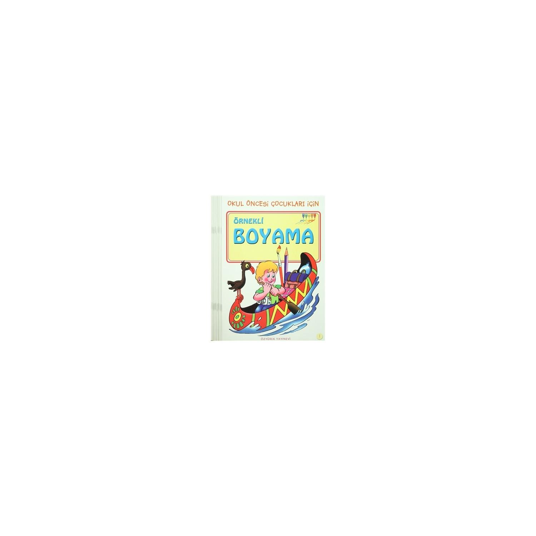 örnekli Boyama Seti 10 Kitap Takım Fiyatı Taksit Seçenekleri
