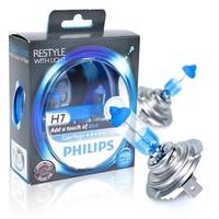 Philips H7 Color Vision Far Ampulü Mavi