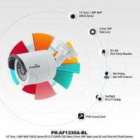 Prolook PR-AF1330A-BL Güvenlik Kamerası (IR Kamera)