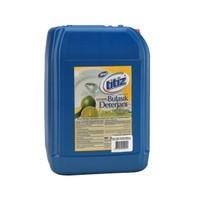 Titiz Sıvı Bulaşık Deterjan 6 Kg Yeşil Limon