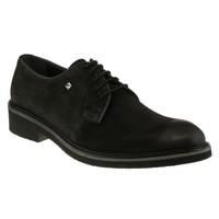 Fosco 6021 Bağlı Casual Klasik Siyah Erkek Ayakkabı