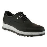Fosco 6570 Bağlı Casual Klasik Siyah Erkek Ayakkabı