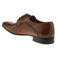 Fosco 6514 Bağlı Klasik Taba Erkek Ayakkabı