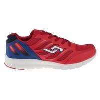 Jump 13014 Bağlı Kırmızı Erkek Spor Ayakkabı