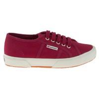 Superga 2750 Cotu Classic Kırmızı Çocuk Spor Ayakkabı