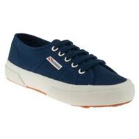 Superga 2750 Cotu Classic Mavi Unisex Spor Ayakkabı