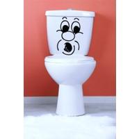 I Love My Wall TVS-08 Banyo Duvar Sticker ( Sticker hediyeli! )