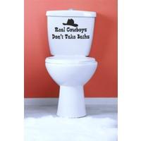 I Love My Wall TVS-12 Banyo Duvar Sticker ( Sticker hediyeli! )