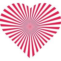 I Love My Wall Kalp Duvar Sticker ( Sticker hediyeli! )