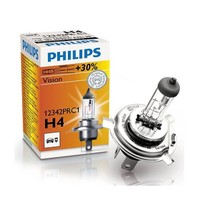 Philips H4 12V 60/55W Proquartz Far Ampulü Standart