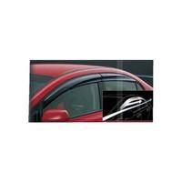 Door Visor Honda City 2002 -2007 Arası Mugen Model Cam Rüzgarlığı Ön Arka Takım
